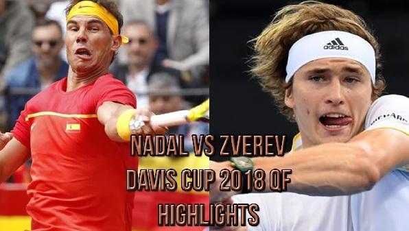 davis-cup-2018-qf-nadal-vs-zverev-highlights