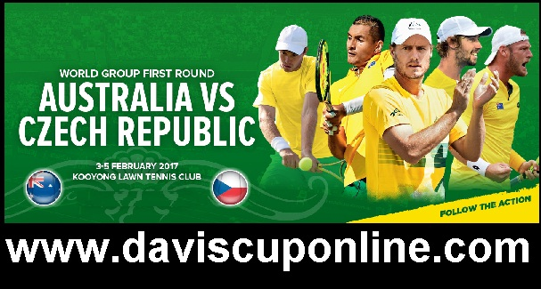 Australia vs Czech Republic live stream