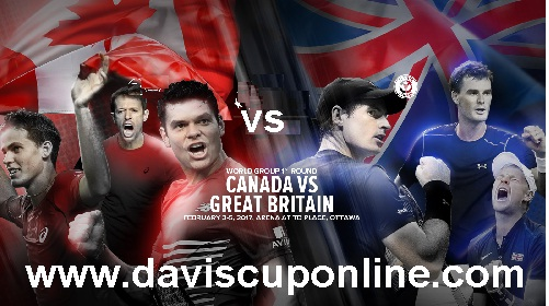 Canada vs Great Britain live