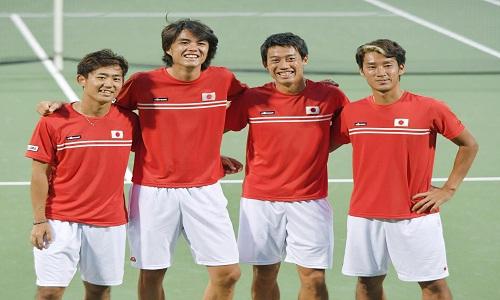 japan tennis players