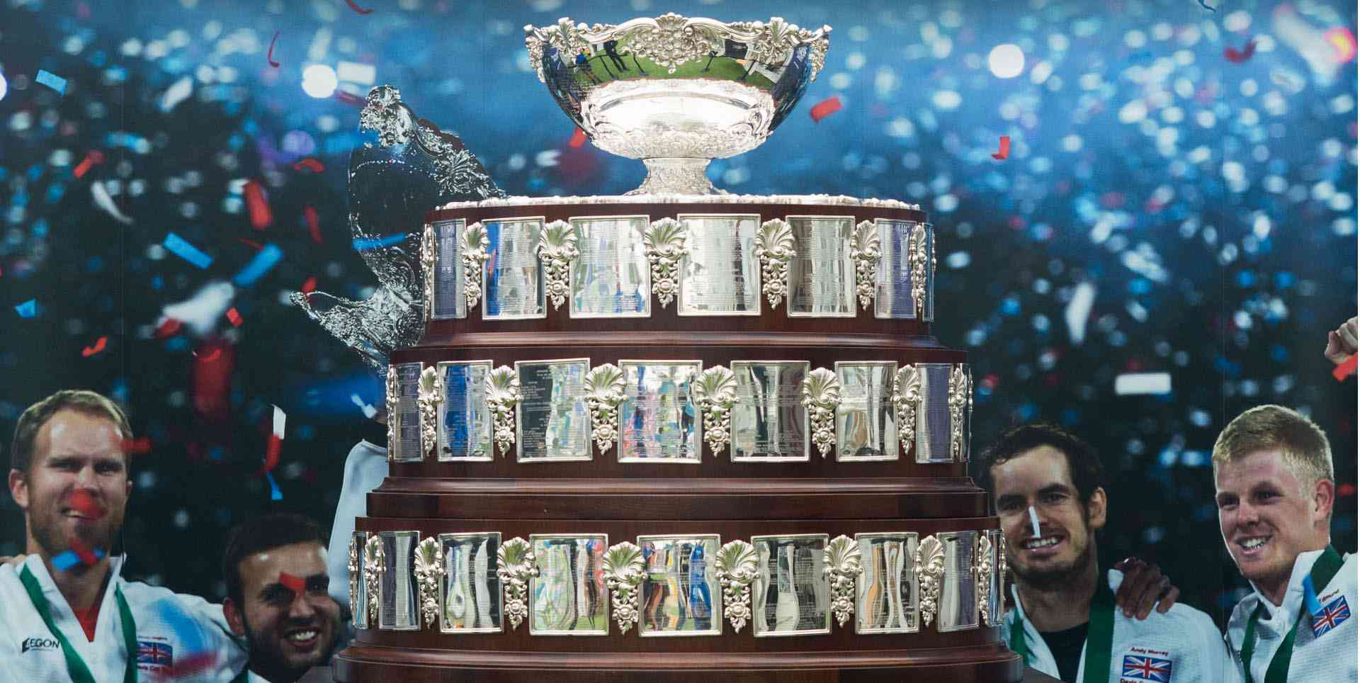 Watch Davis Cup Online slider